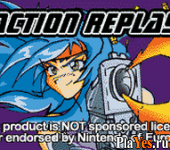 онлайн игра Action Replay GBX