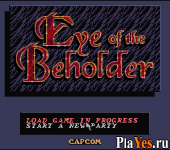 AD D - Eye of the Beholder