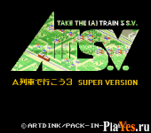 AIII S V - A Ressha de Ikou 3 Super Version