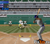 онлайн игра All-Star Baseball 2004