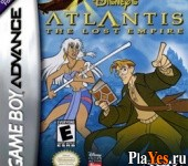 онлайн игра Atlantis – The Lost Empire