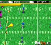онлайн игра Backyard Football 2006