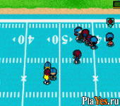 онлайн игра Backyard Football