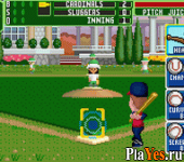 онлайн игра Backyard Sports - Baseball 2007