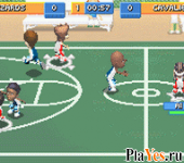 онлайн игра Backyard Sports - Basketball 2007