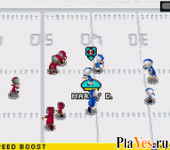онлайн игра Backyard Sports - Football 2007