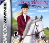 онлайн игра Barbie Horse Adventure – The Big Race