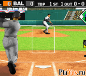 онлайн игра Baseball Advance