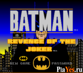 ������ ���� Batman - Revenge of the Joker
