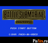 онлайн игра Battle Submarine