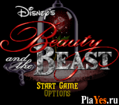 онлайн игра Beauty and the Beast