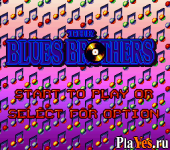 онлайн игра Blues Brothers The