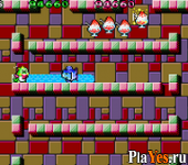 онлайн игра Bubble Bobble - Old & New