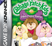 онлайн игра Cabbage Patch Kids – The Patch Puppy Rescue