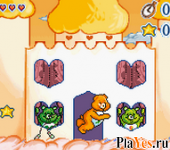 онлайн игра Care Bears - The Care Quests