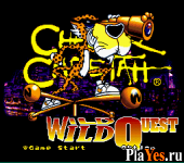 онлайн игра Chester Cheetah - Wild Wild Quest