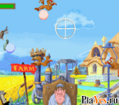 онлайн игра Chicken Shoot