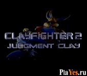 онлайн игра Clay Fighter 2 - Judgment Clay