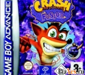 онлайн игра Crash Bandicoot Fusion
