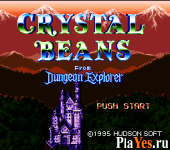 онлайн игра Crystal Beans From Dungeon Explorer