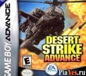 онлайн игра Desert Strike Advance