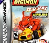 онлайн игра Digimon Racing