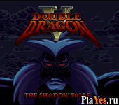 онлайн игра Double Dragon V - The Shadow Falls