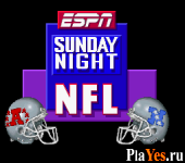 онлайн игра ESPN Sunday Night NFL