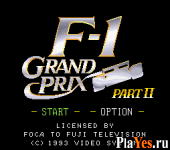 F 1 Grand Prix Part II