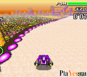 онлайн игра F-Zero for Game Boy Advance