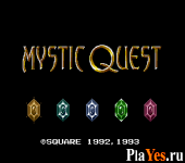 онлайн игра Final Fantasy - Mystic Quest