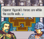 онлайн игра Fire Emblem - The Sacred Stones