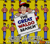 Great Waldo Search The