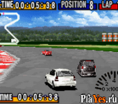 онлайн игра GT Advance - Championship Racing