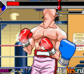онлайн игра Hajime no Ippo - The Fighting!