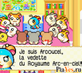 онлайн игра Hamtaro - Rainbow Rescue