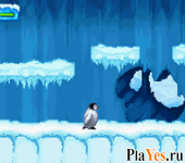 онлайн игра Happy Feet