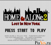 онлайн игра Home Alone 2 - Lost in New York
