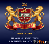 Irem Skins Game The