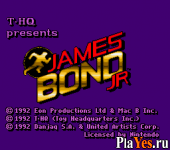 онлайн игра James Bond Jr