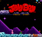 онлайн игра Jelly Boy