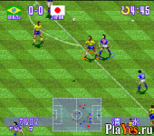 Jikkyou World Soccer 2 - Fighting Eleven