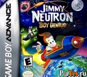 онлайн игра Jimmy Neutron – Boy Genius