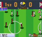 онлайн игра J.League Pro Soccer Club wo Tsukurou! Advance