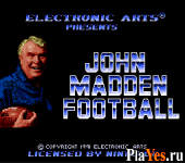 онлайн игра John Madden Football