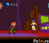онлайн игра Kim Possible III - Team Possible