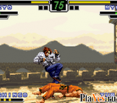 онлайн игра King of Fighters EX, The - NeoBlood