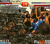 King of Fighters EX2 – Howling Blood