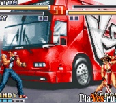 онлайн игра King of Fighters EX2, The - Howling Blood