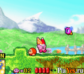 онлайн игра Kirby - Nightmare in Dream Land